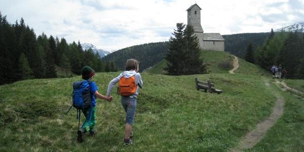 zum Kirchlein St. Vigilius