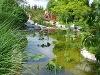 Großer asiatischer Wassergarten (LOTOS-Garten)   - © Quelle: Leyk Lichthäuser / Rotabene