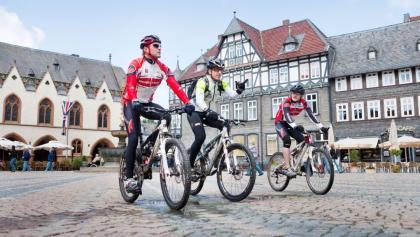 Marktplatz Altstadt Goslar