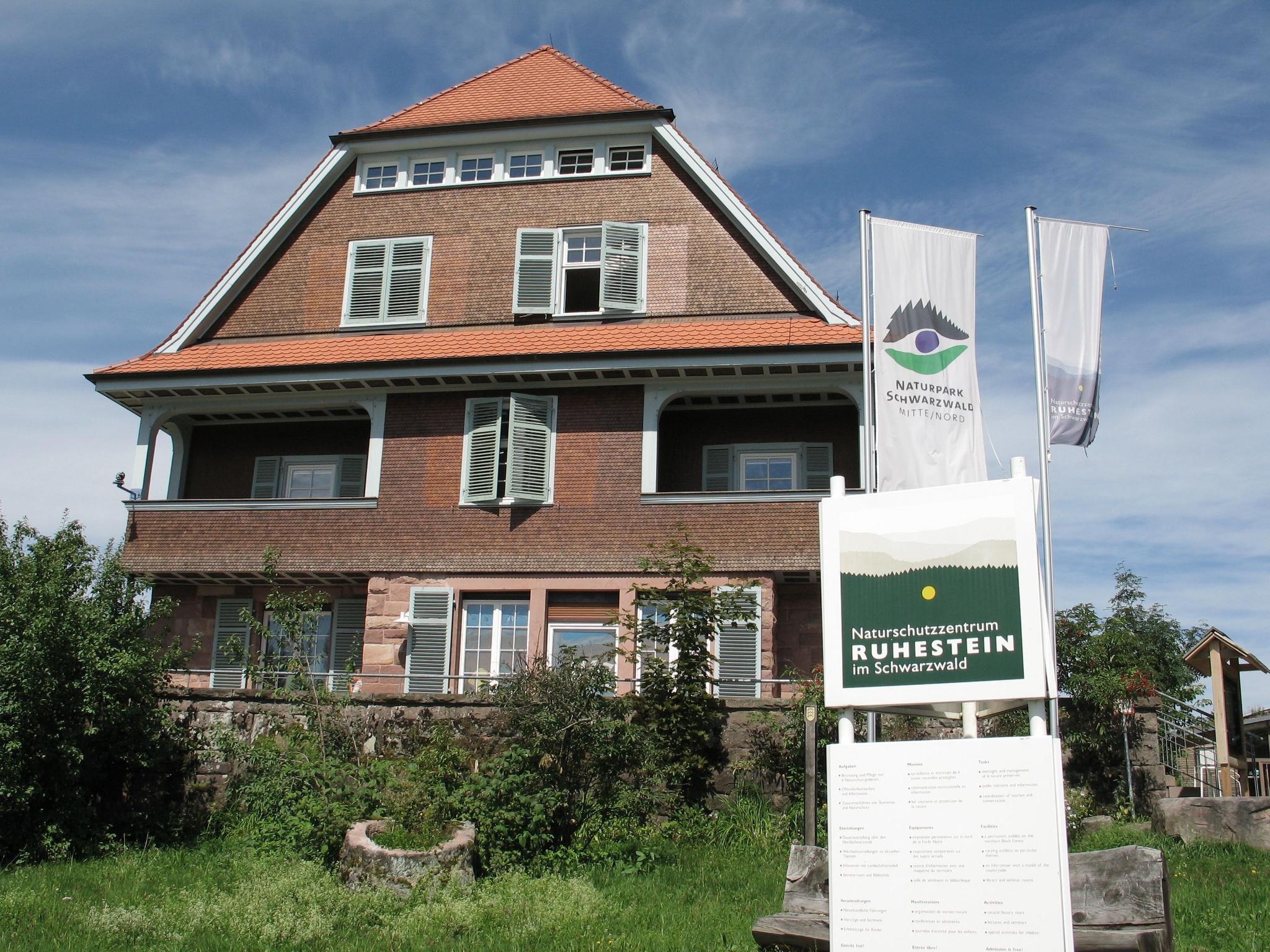 Nationalparkzentrum Ruhestein