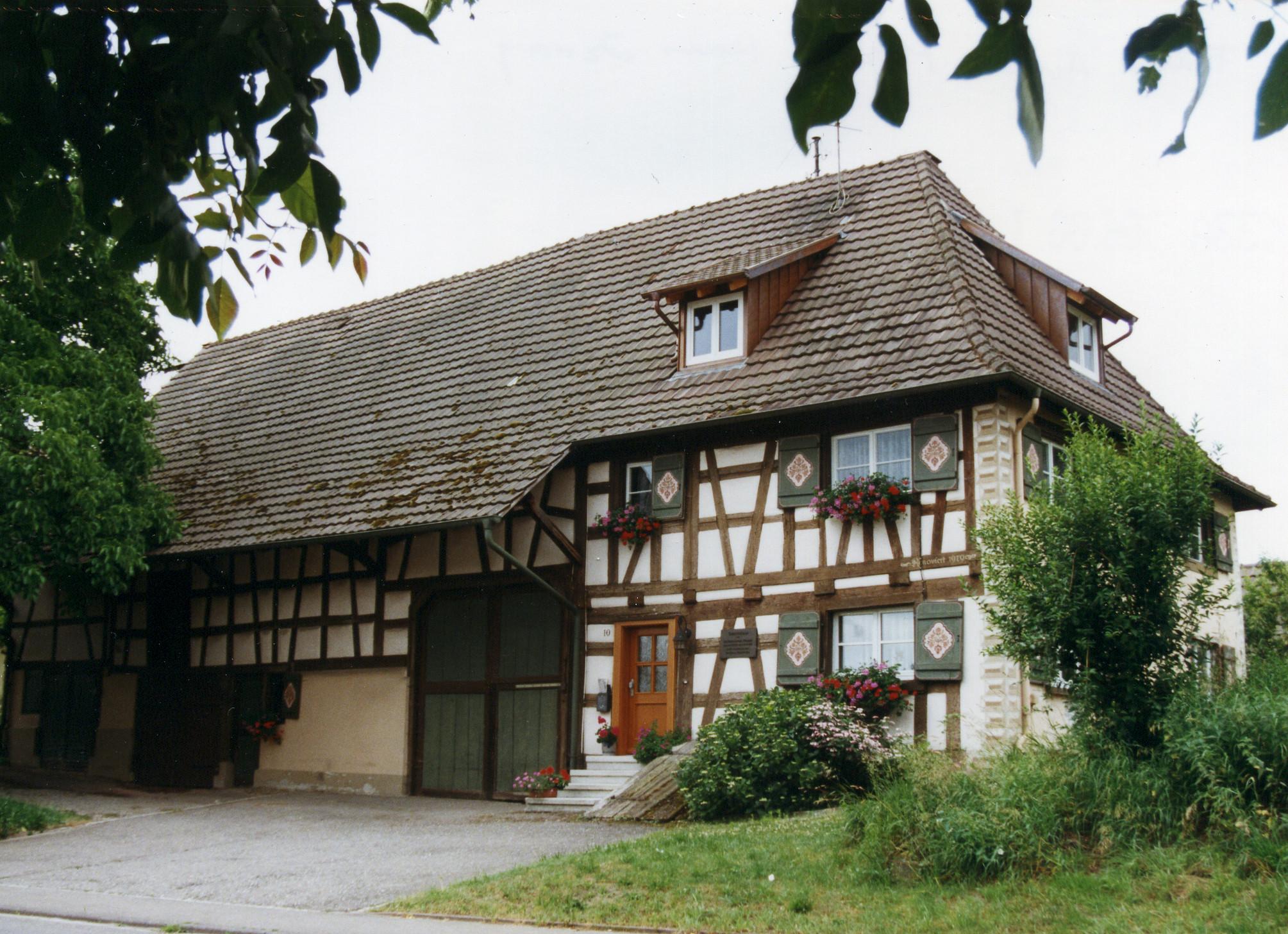 Messmerhaus