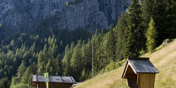 Die Schlernbödelehütte