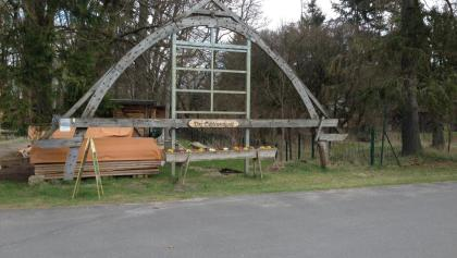 Der Schleusengraf in Grafenbrück