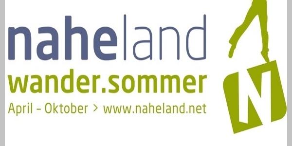Logo Naheland Wander.Sommer
