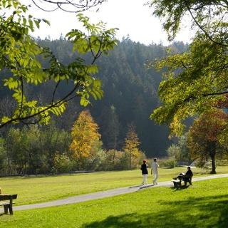 Das Faulenbacher Tal zwischen Füssen und dem Alatsee