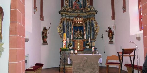 Pfarrkirche St. Wendelinus