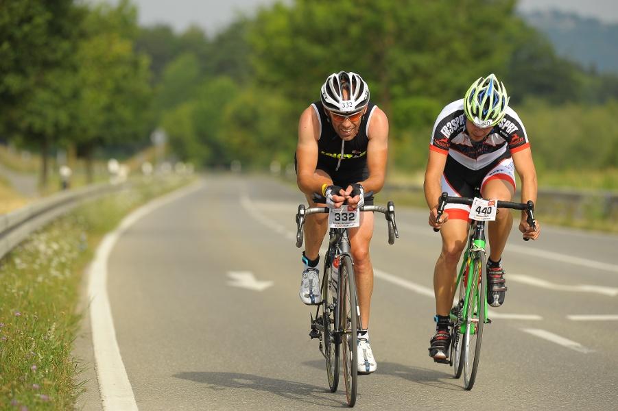 Bodensee Megathlon Radolfzell Rennradtour