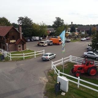 Besuchen Sie die Bauernküche sowie den Hofladen in Göritz.