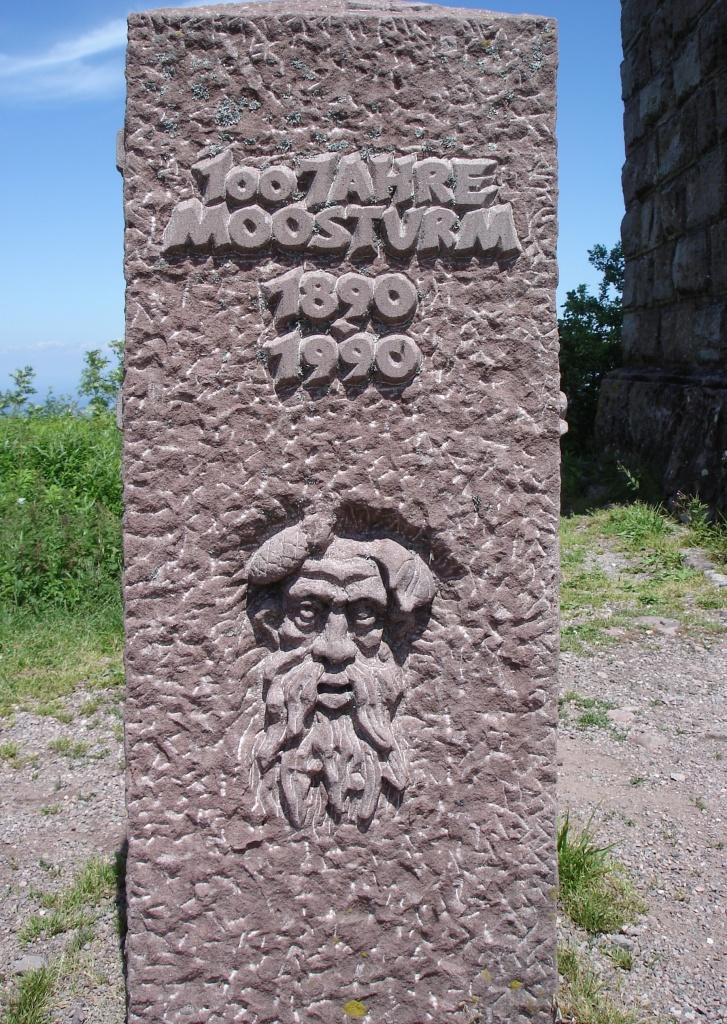 Sagenfigur Moospfaff