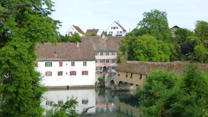 Zollbrücke Rheinau