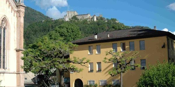 Pergine storica, Castel Pergine
