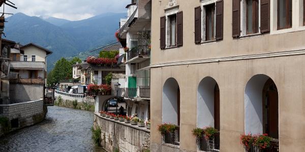 Portici Lungo Brenta Borgo Valsugana
