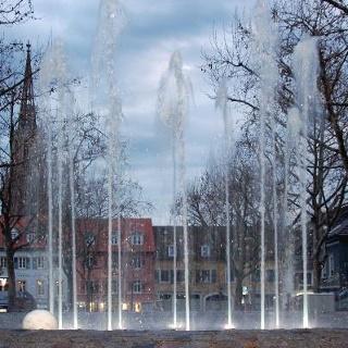 Spielbank - Brunnen