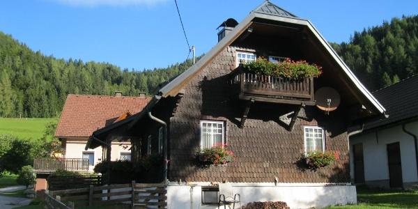 Haus in Zell-Pfarre