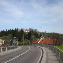 Kreuzkapelle oberhalb Winnweiler