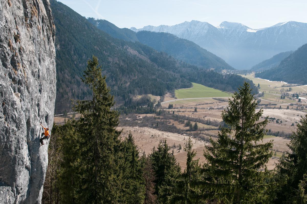 Klettergebiet Falkenwand