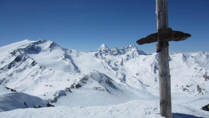 Gipfelkreuz Köllkuppe