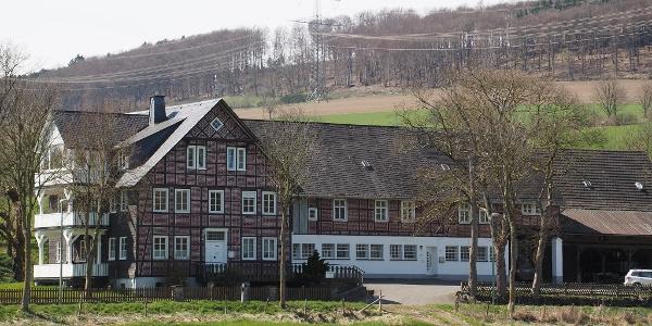 Fachwerkhaus in Niederberndorf