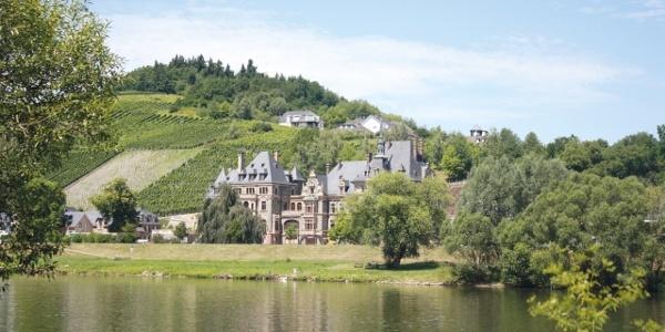 Schloss Lieser an der Mosel