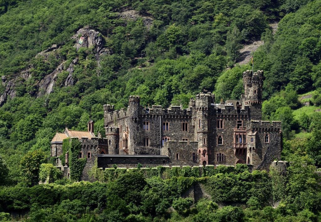 Reichenstein Castle • Stronghold » outdooractive.com