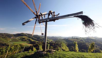 Das Weinland Steiermark, zum Weinen schön
