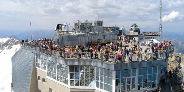 Zugspitze Gipfelterrasse (D)