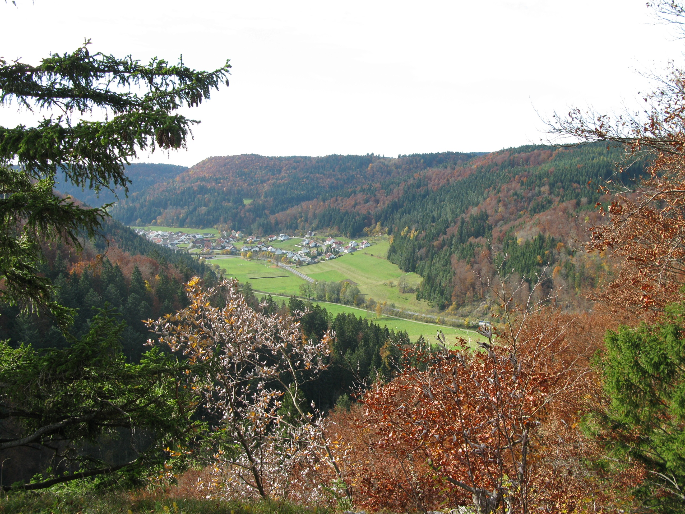 "Aussichtspunkt ""Gettenweilerfelsen"""