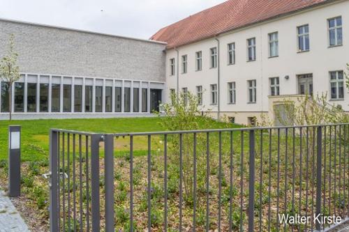 Museum Neuruppin und Garten