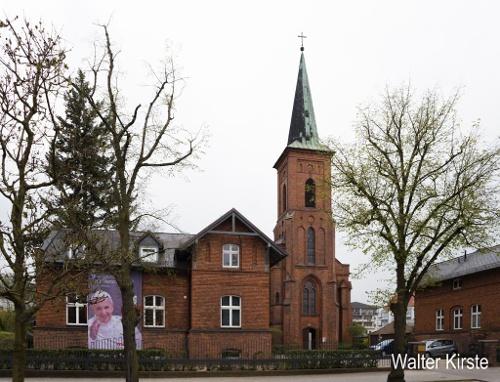 Herz Jesu Kirche Neuruppin