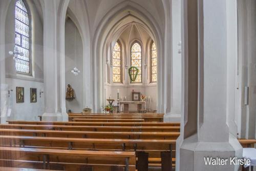 Herz Jesu Kirche Innen Neuruppin