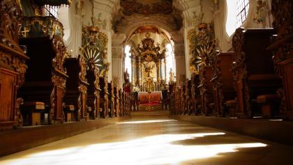 Klosterkirche St. Michael Paring