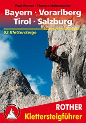 Klettersteige Bayern · Vorarlberg · Tirol · Salzburg