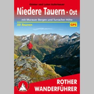 Niedere Tauern Ost – mit Murauer Bergen und Turracher Höhe