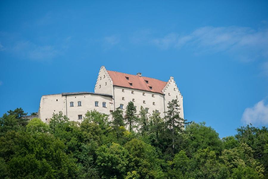 Drei-Burgen-Steig Riedenburg