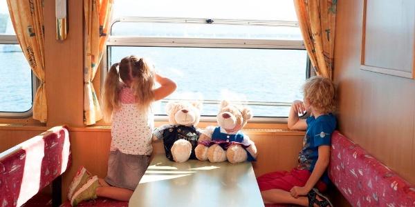 Mit der Chiemsee-Schifffahrt unterwegs