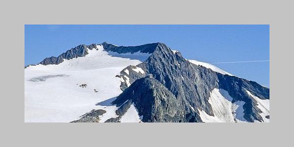 Wilder Freiger Gipfel