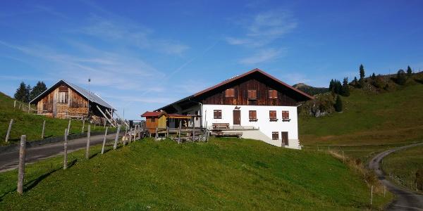 Die Alpe Dinjörgen