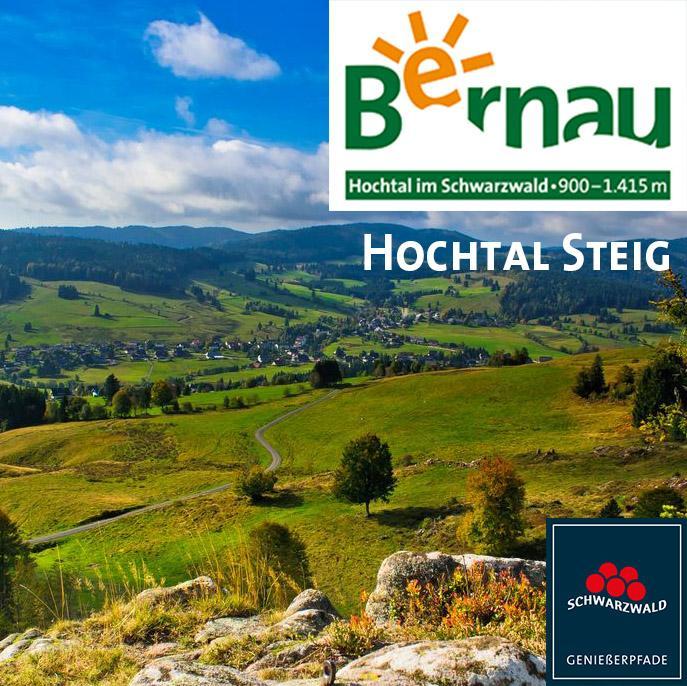 Bernau: Genießerpfad Hochtal Steig in Bernau (Premiumweg)