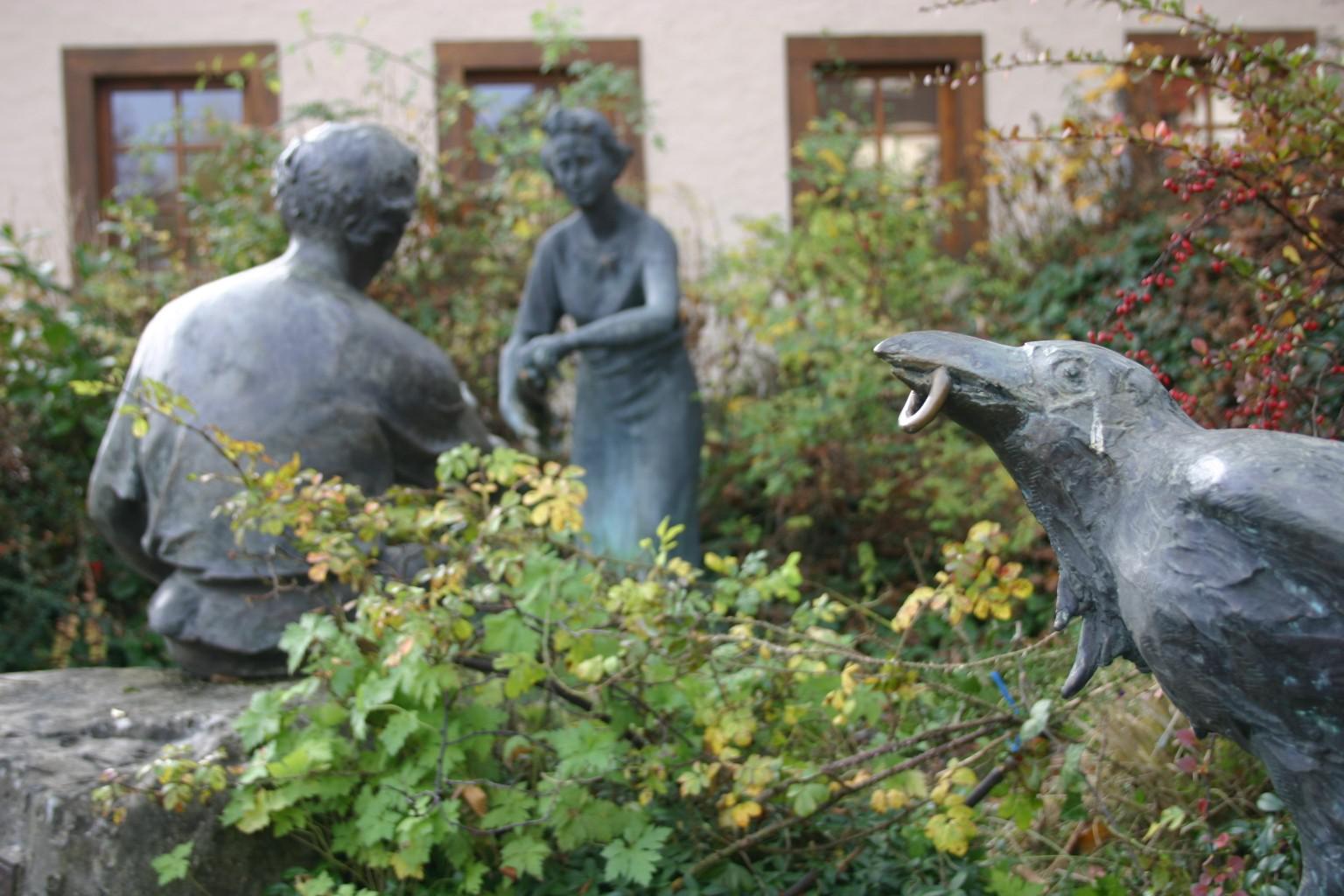 Zilly Brunnen Gundholzen