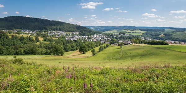 Ortsansicht von Bad Fredeburg