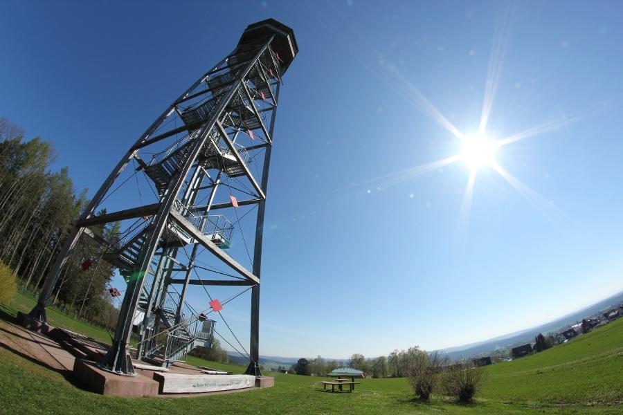 Naturpark-AugenBlick-Runde zum Vogteiturm in Loßburg