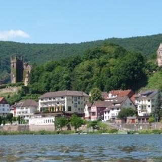 Neckarsteinach - 4-Burgenstadt