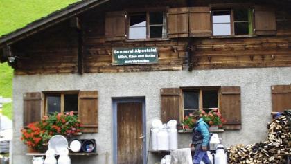 Stafel Alpe Faschina