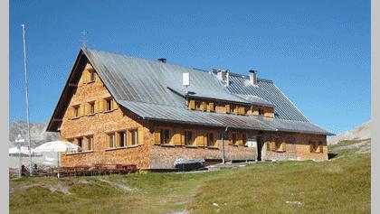 Göppinger Hütte Lech