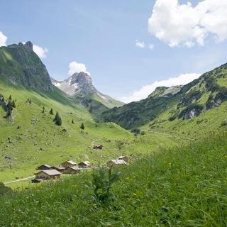 Alpe Laguz Marul Raggal