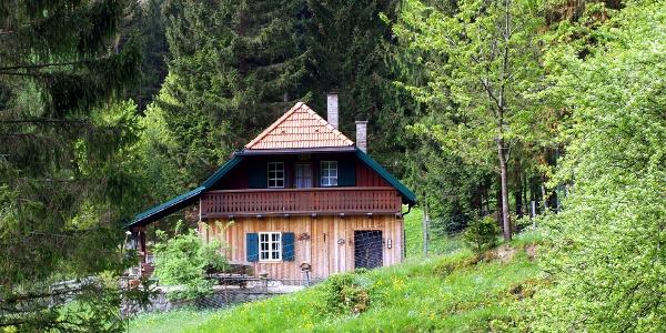 Jagdhütte um 650 m
