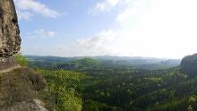 Rundwanderung: Lichtenhainer Wasserfall - Idagrotte - Kuhstall