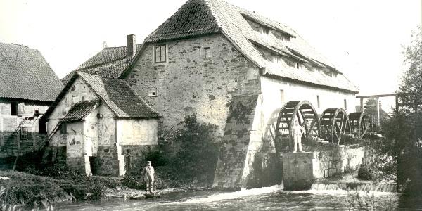 Burgmühle Rodenberg