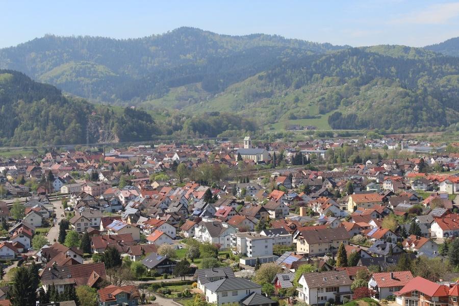 Biberach - Tour über Erzbach und Fußbach