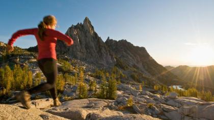 Trailrunning-Strecken